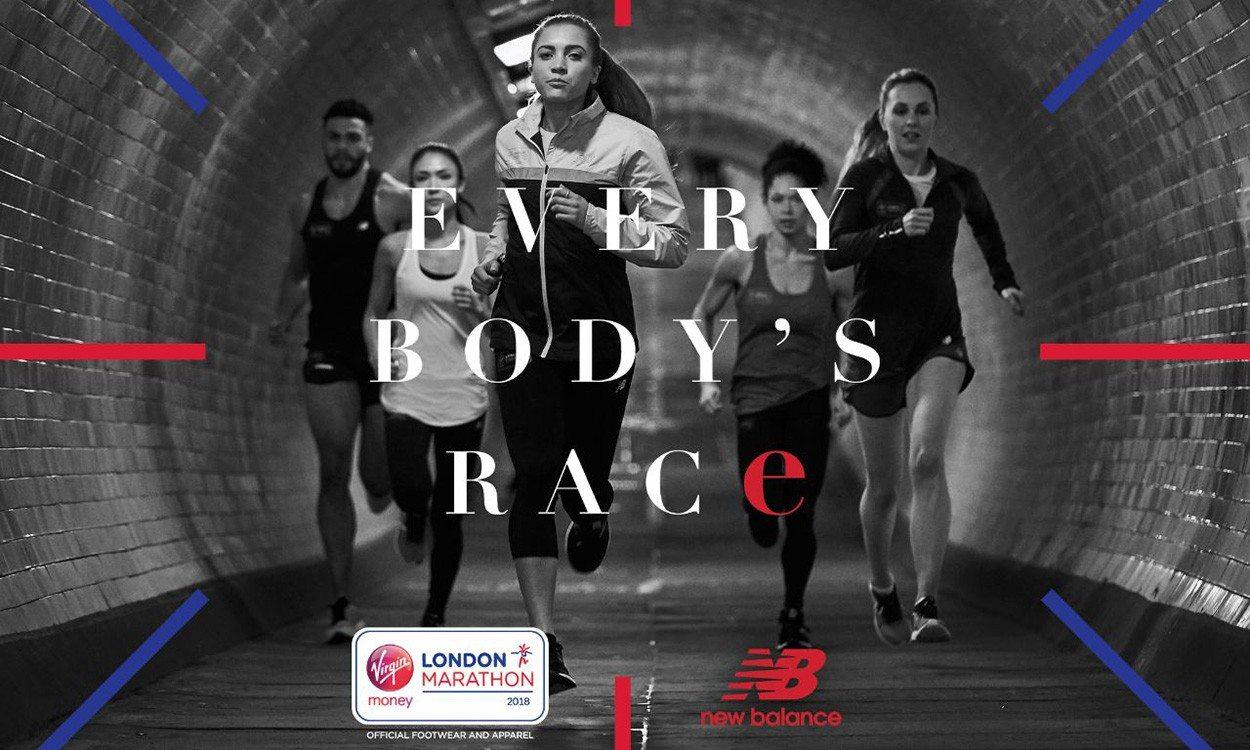london marathon 2018 new balance
