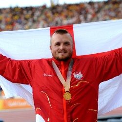 Nick Miller smashes UK and Games record for hammer gold