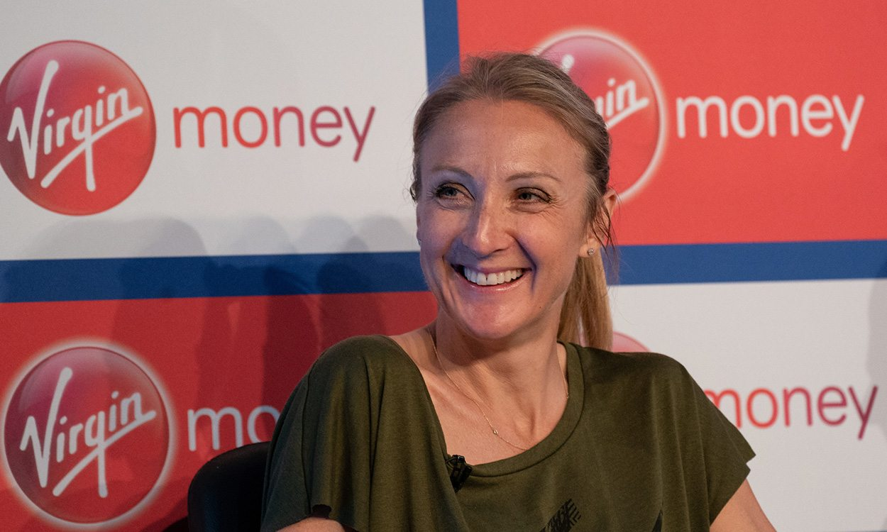 Paula Radcliffe believes world record is under threat