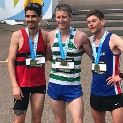 Stuart Hawkes takes dramatic Brighton Marathon win
