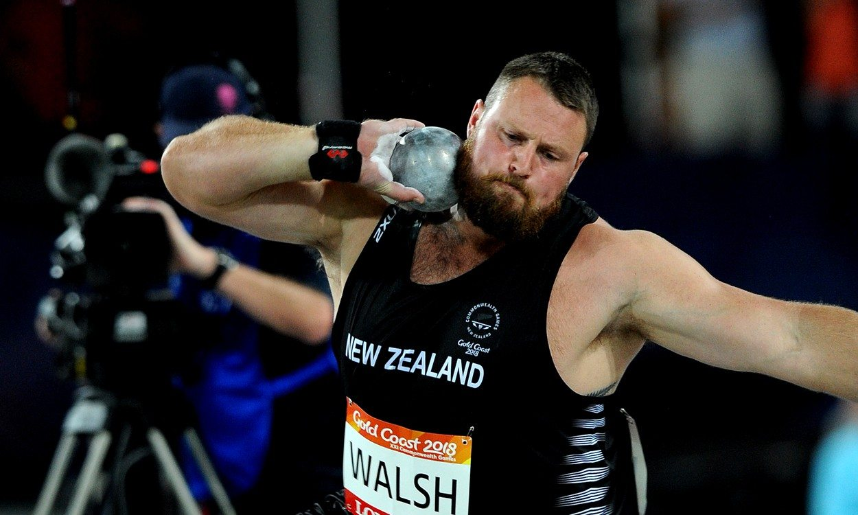Coaching throws: Shot putters' size and strength