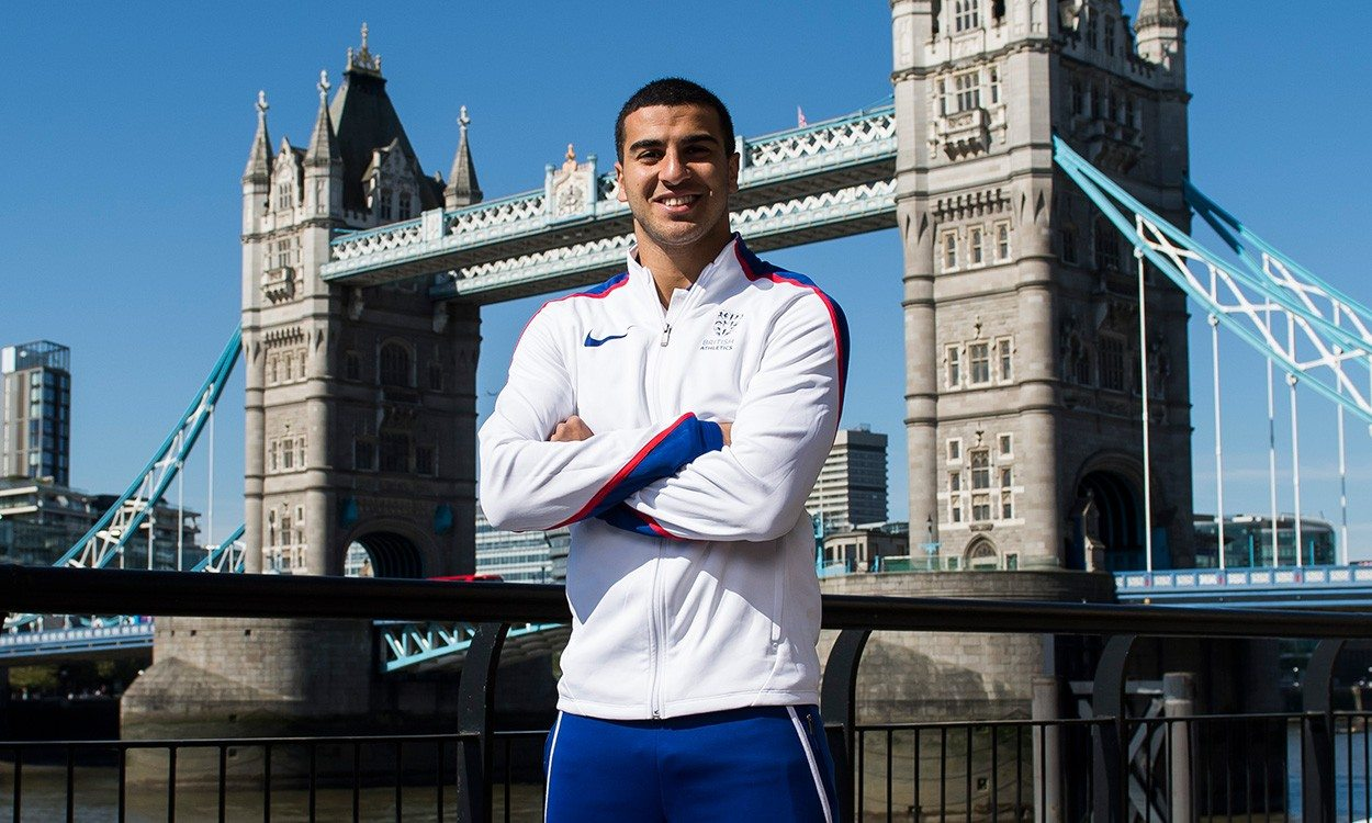Making major finals is no longer enough, says Adam Gemili