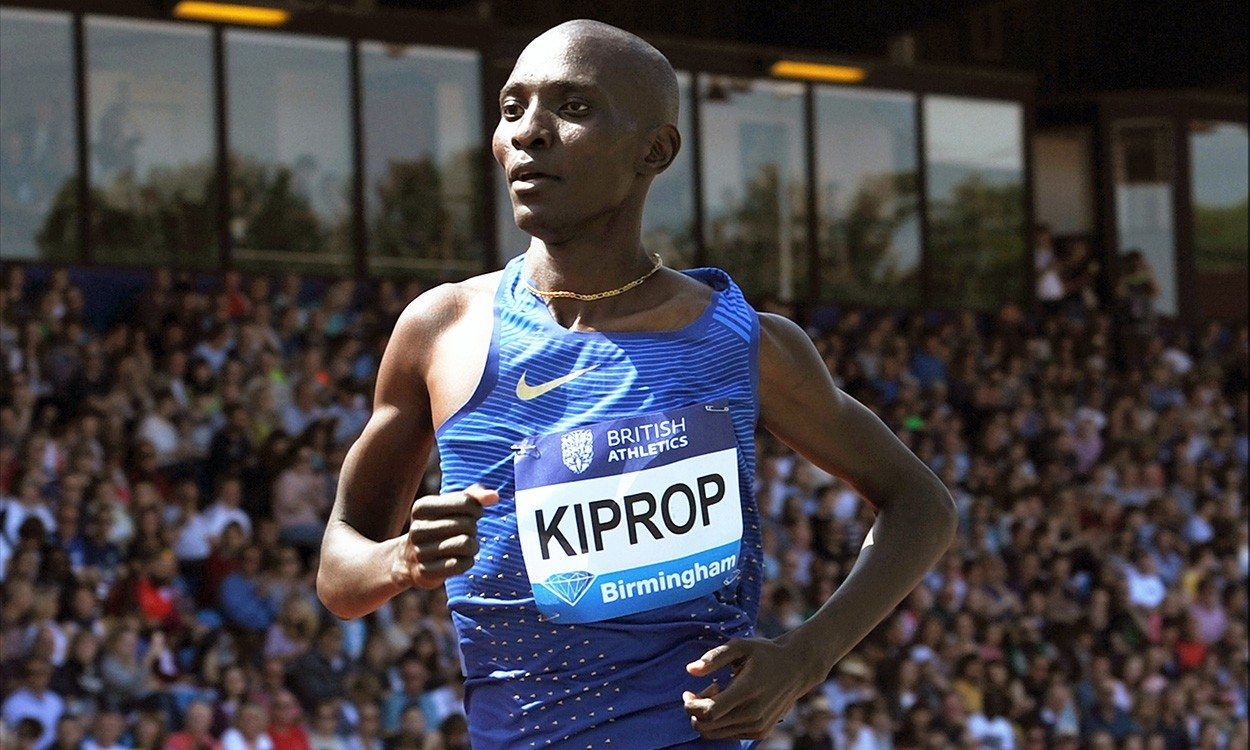 Asbel Kiprop responds to doping allegations