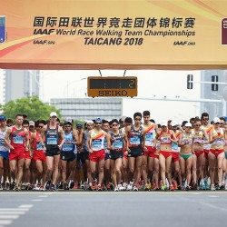 China tops medal table at World Race Walking Team Championships
