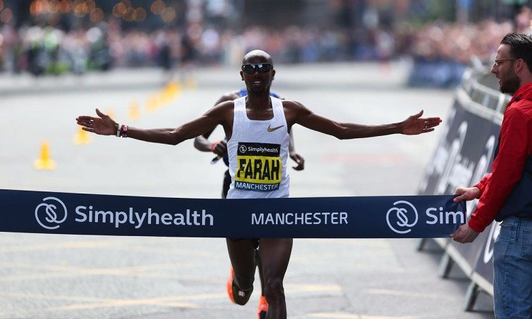 Mo Farah and Tirunesh Dibaba prove champion class with Manchester wins
