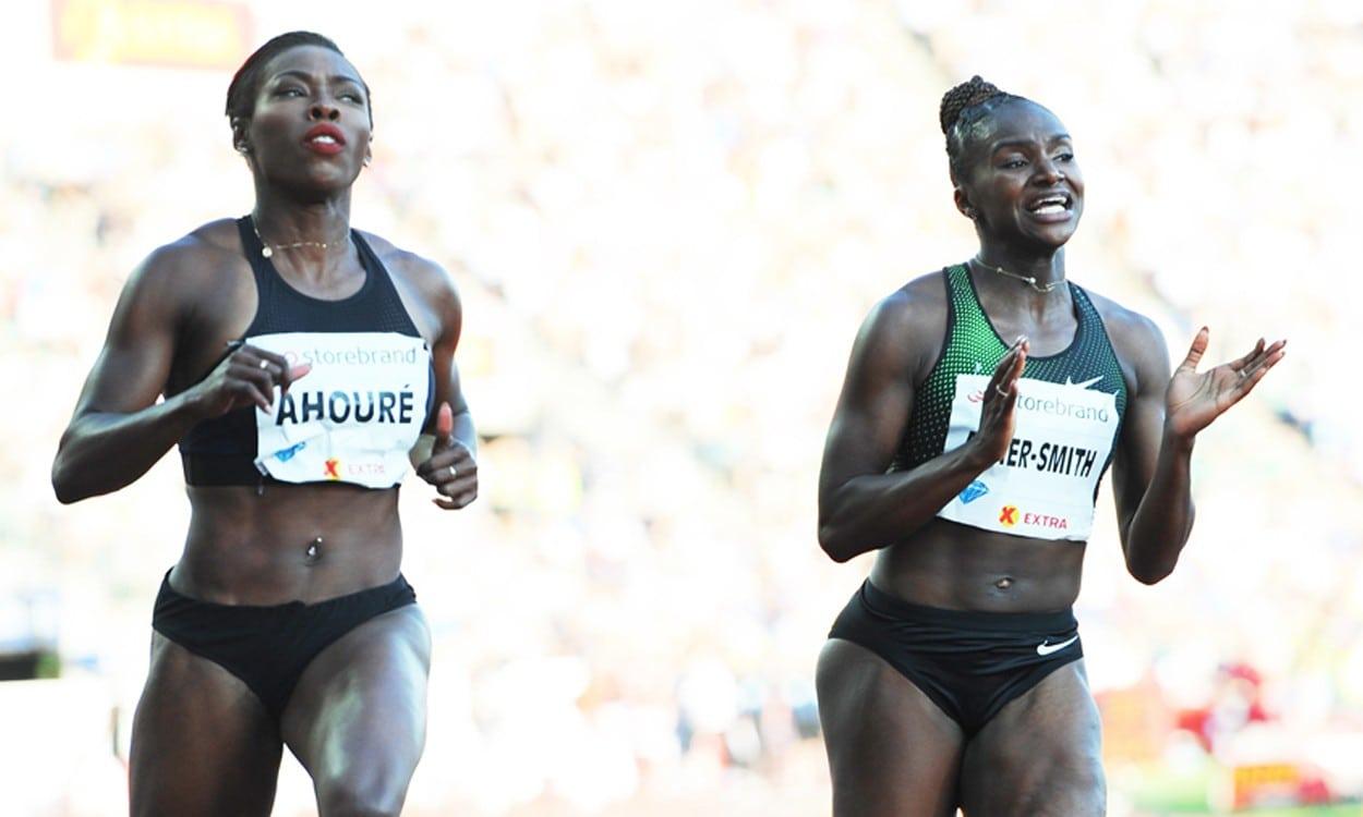 Dina Asher-Smith smashes British 100m record in Oslo