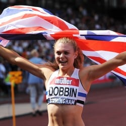 Hard work continues to pay off for Beth Dobbin