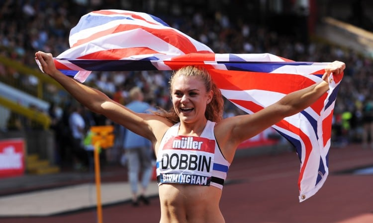 Beth Dobbin British Championships 2018 by Mark Shearman