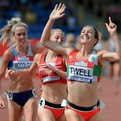 Steph Twell follows her mantra for fifth British 5000m win