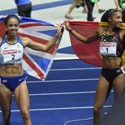 Nafi Thiam wins Euro heptathlon as Johnson-Thompson secures silver