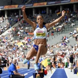 Katarina Johnson-Thompson and Laura Muir head back to Birmingham