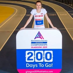 Full Glasgow 2019 European Indoor Championships schedule revealed