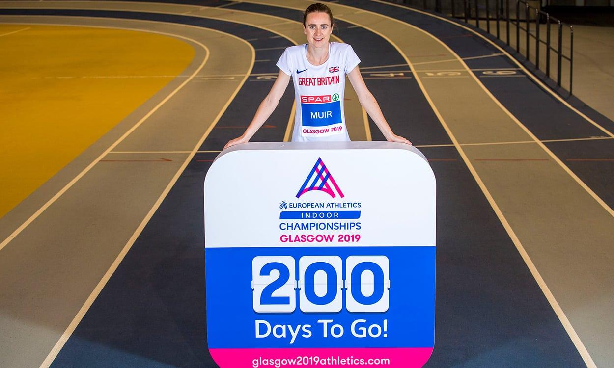 Full Glasgow 2019 European Indoor Championships schedule revealed