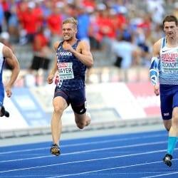 Tim Duckworth's encouraging European start