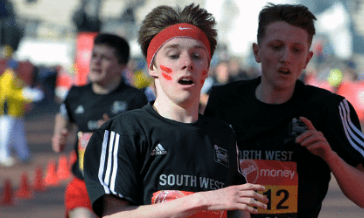 The Virgin Money Giving Mini London Marathon