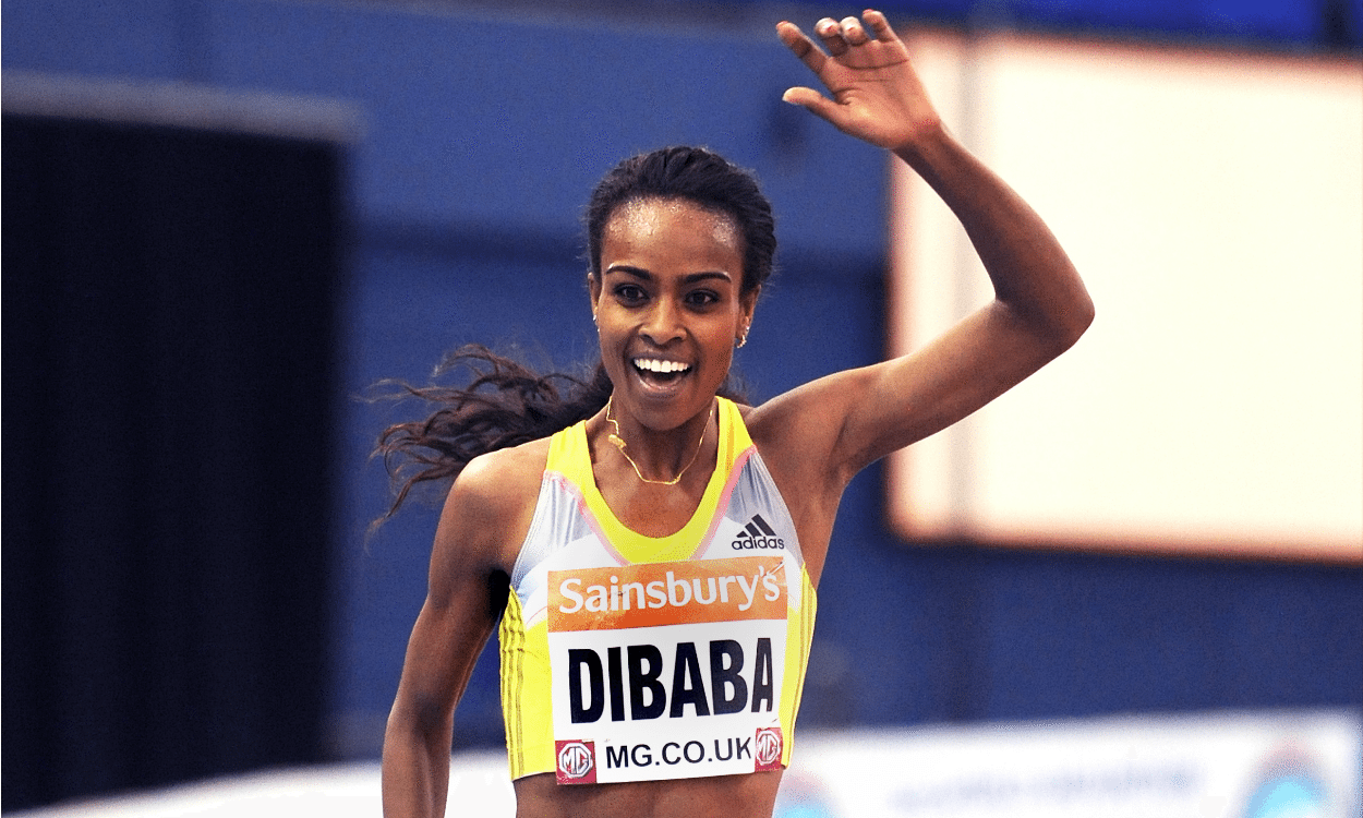 Genzebe Dibaba runs second fastest ever outdoor mile – global update