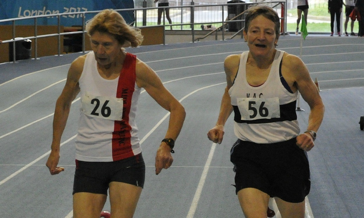 Top entries set for British Masters Indoor Championships
