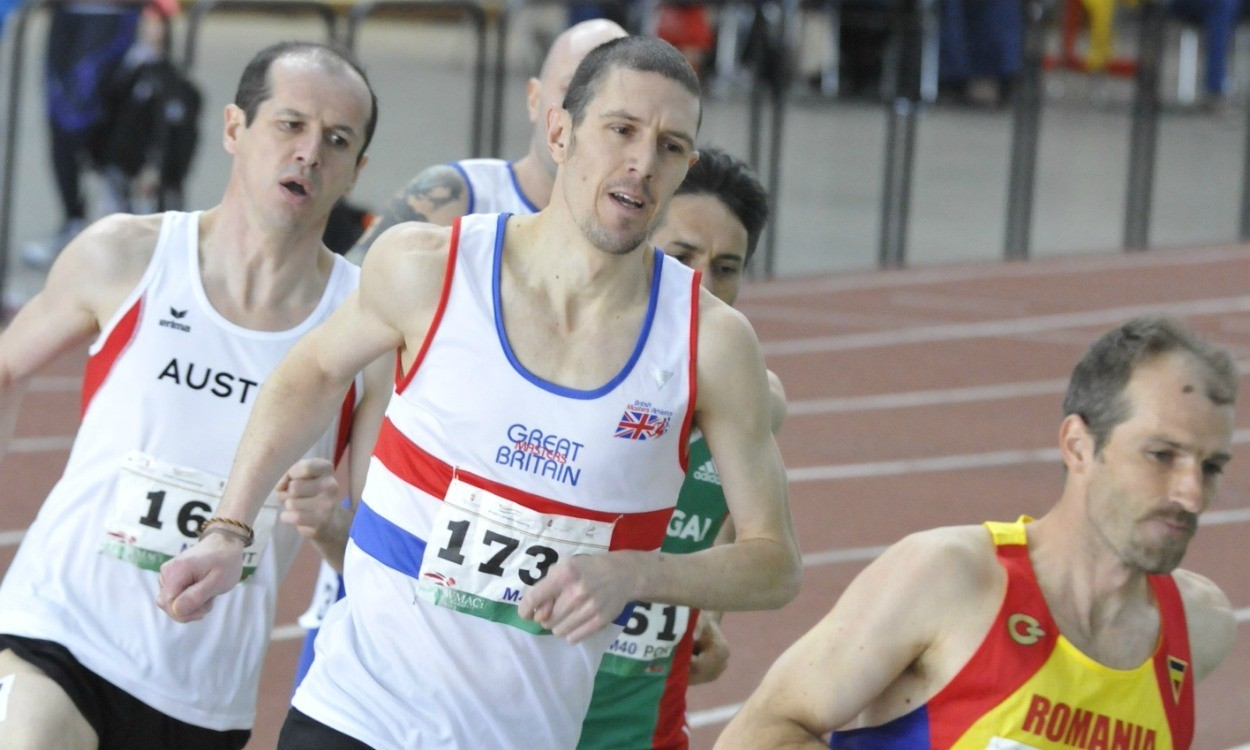 Golds galore for GB on third day of World Masters Championships