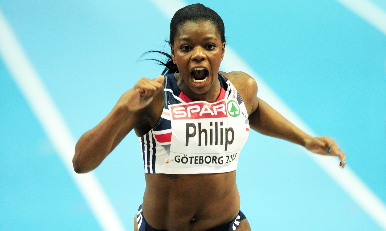 Asha Philip fired up by relay omission in Sopot medal hunt