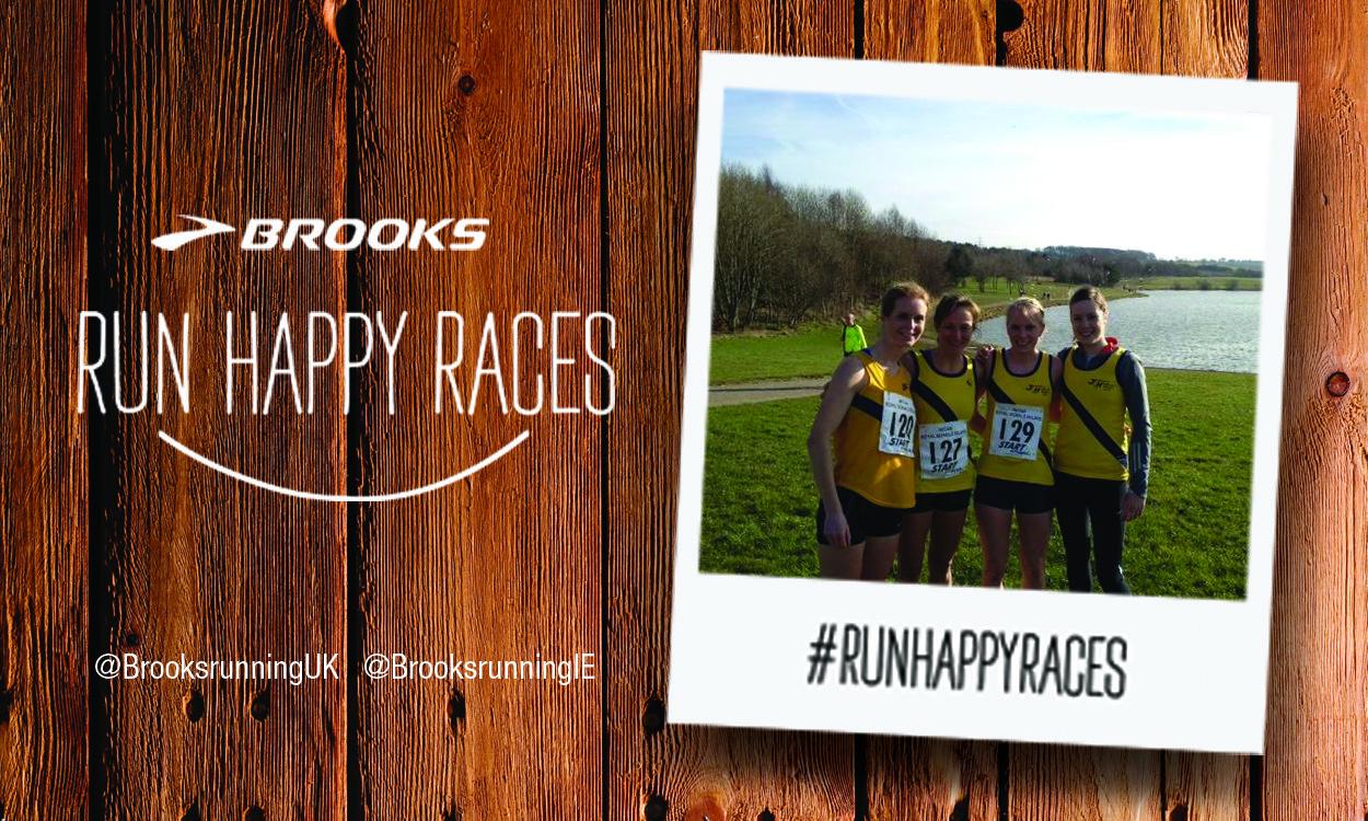 My Run Happy story: Alex Snook