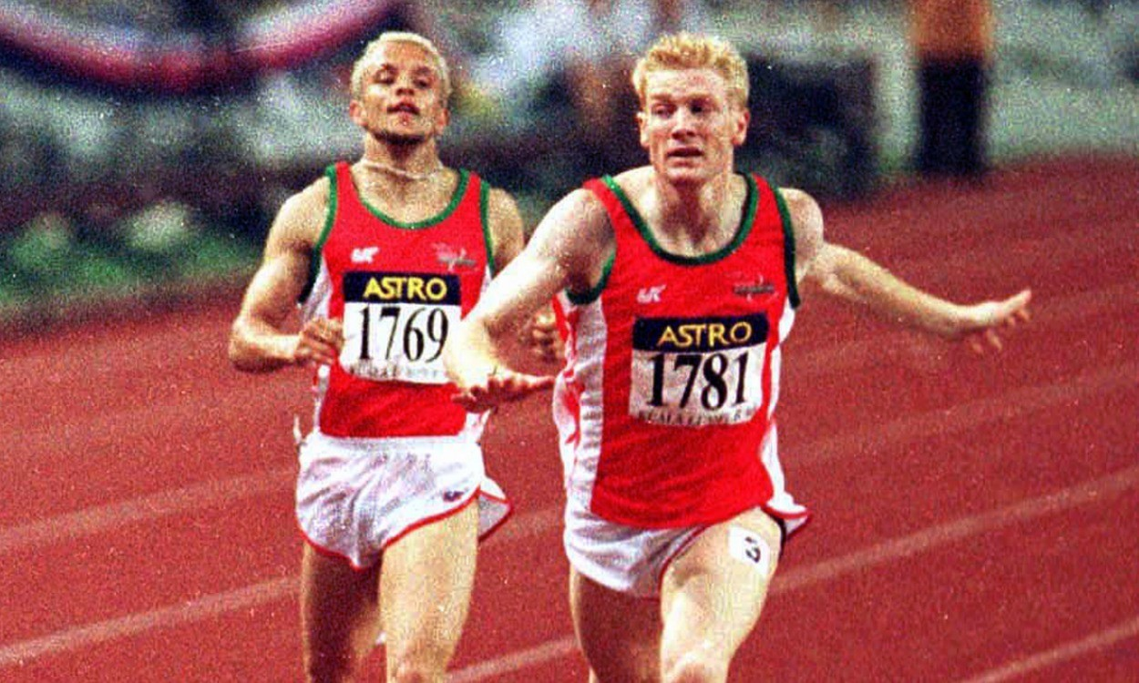 Commonwealth Games medal memories: Iwan Thomas, Kuala Lumpur 1998