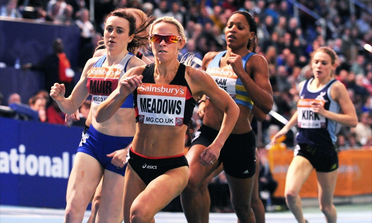 Jenny Meadows headlines Oxford BMC line-up