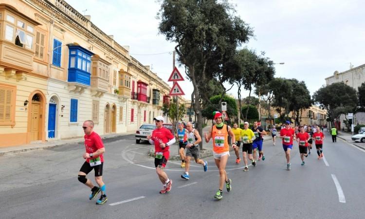 Malta Marathon 2014 (Credit: Fotoclassic)