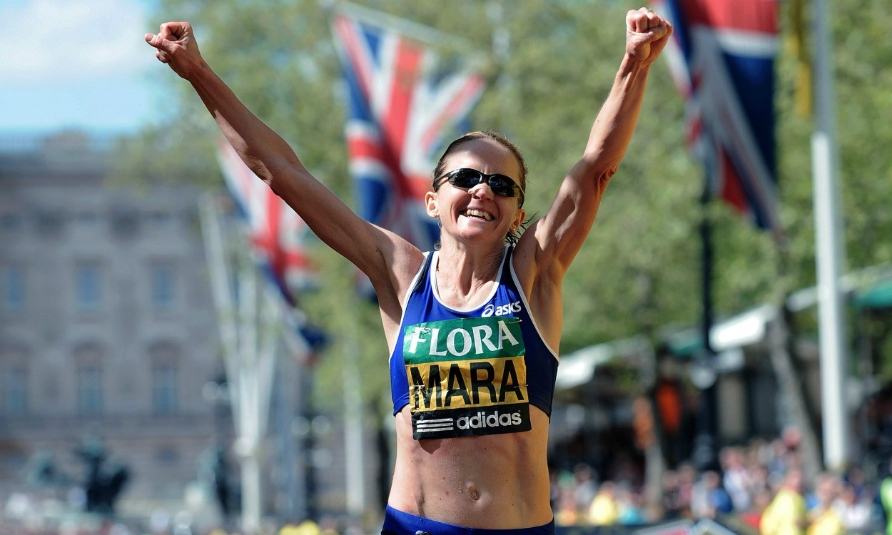 Mara Yamauchi's training advice – get back to basics