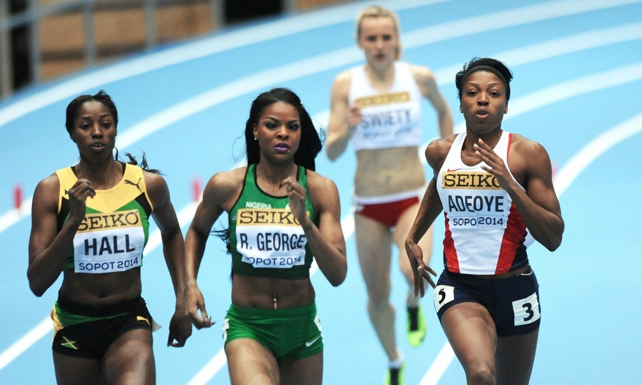 Adeoye, Levine and Osagie through but Muir out in Sopot