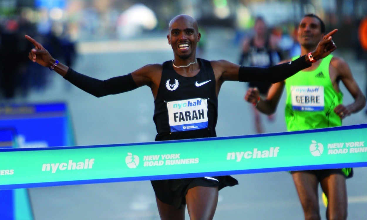 Racing, not records, key for Farah in New York