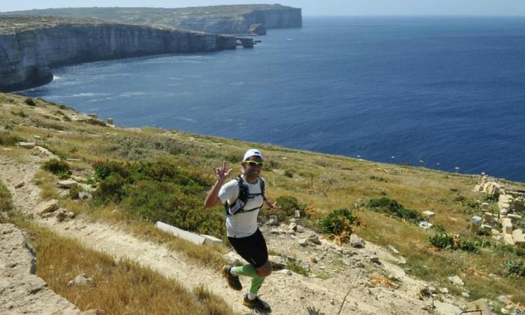 Running in Malta