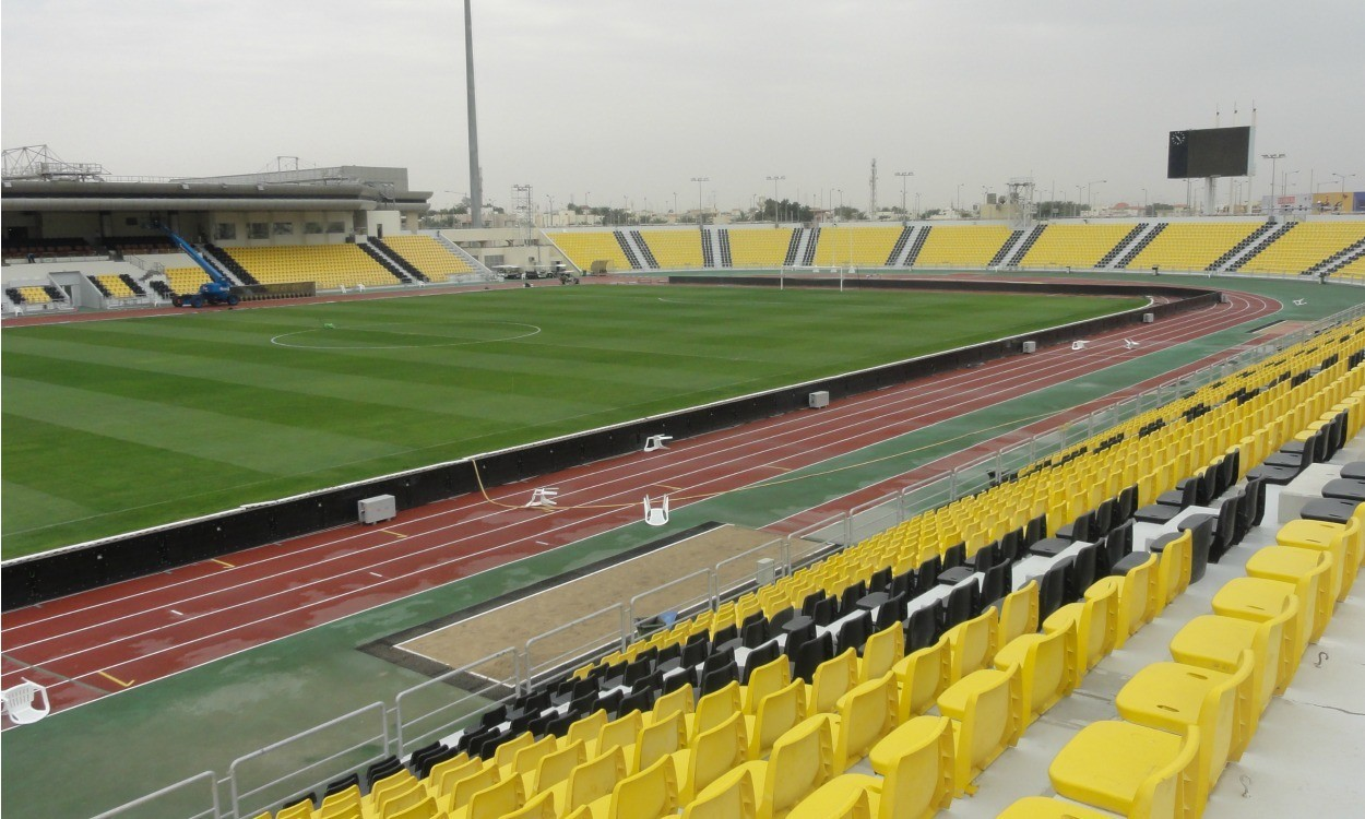 Doha's Suhaim Bin Hamad Stadium to stage 2015 IPC World Champs