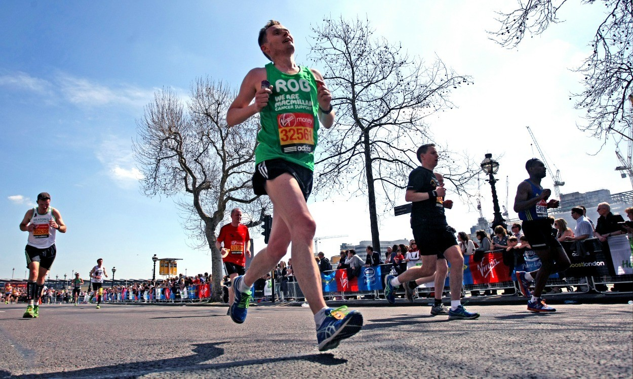 Top tips for London Marathon rookies