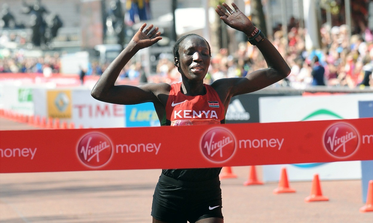 Top elite women's field set for London Marathon