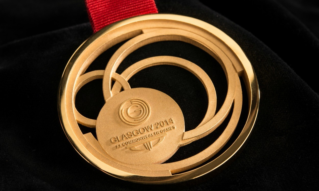 Glasgow 2014 medals unveiled