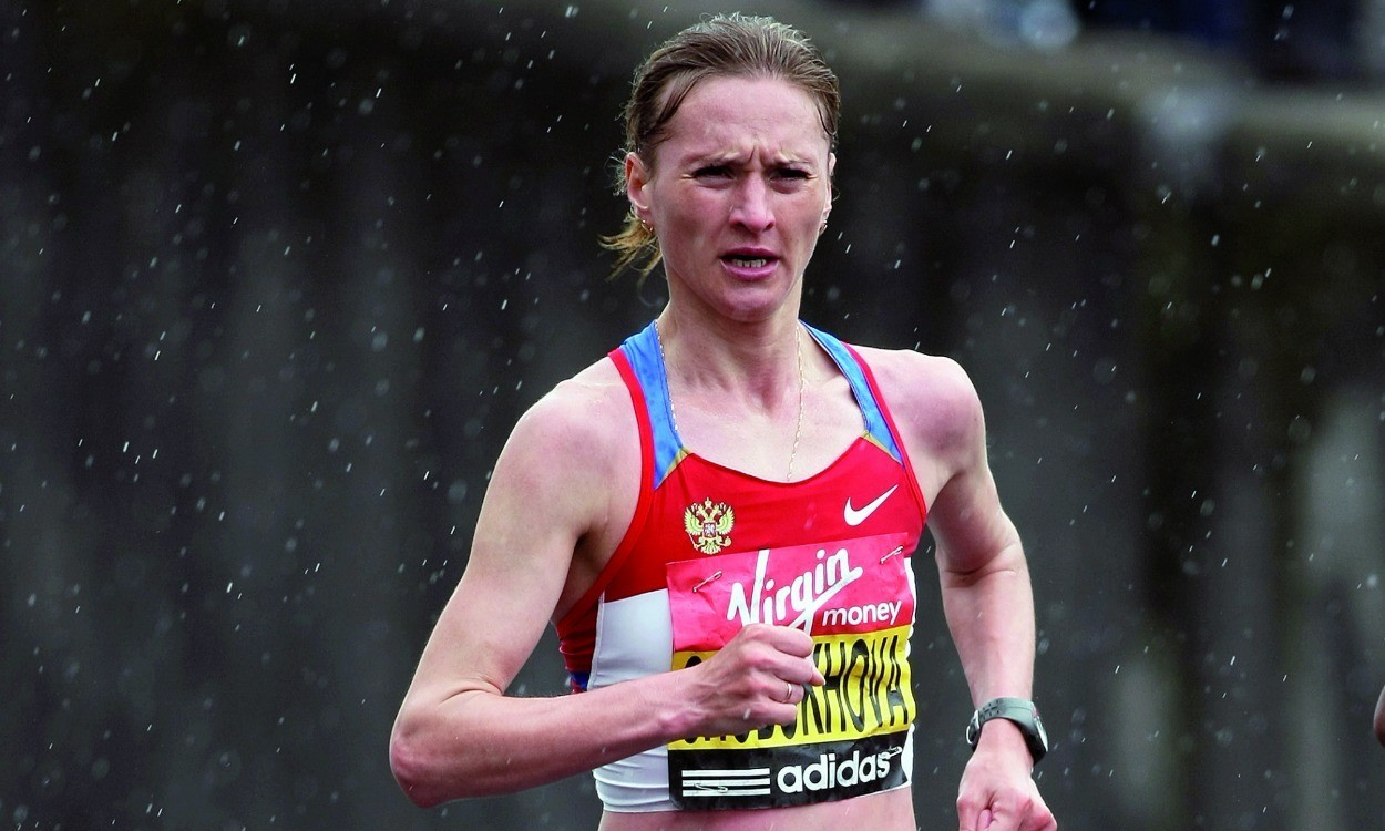 Liliya Shobukhova to be stripped of World Marathon Majors titles