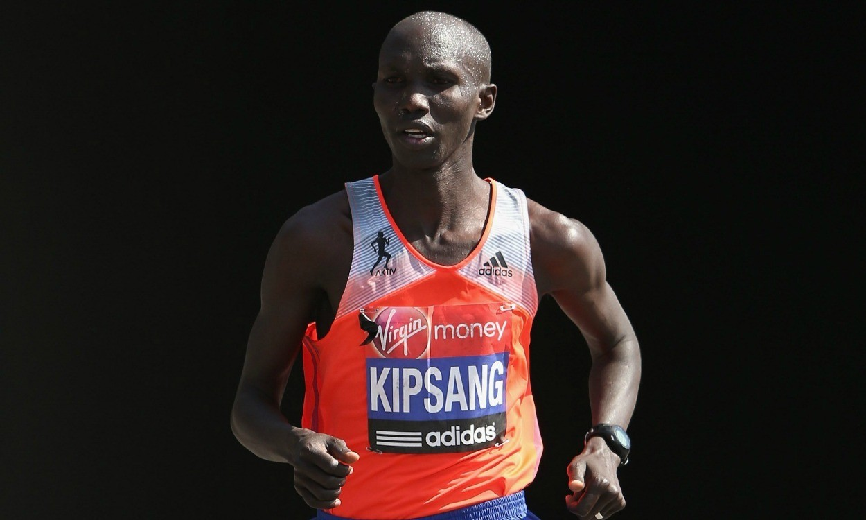 Wilson Kipsang to defend New York City Marathon title