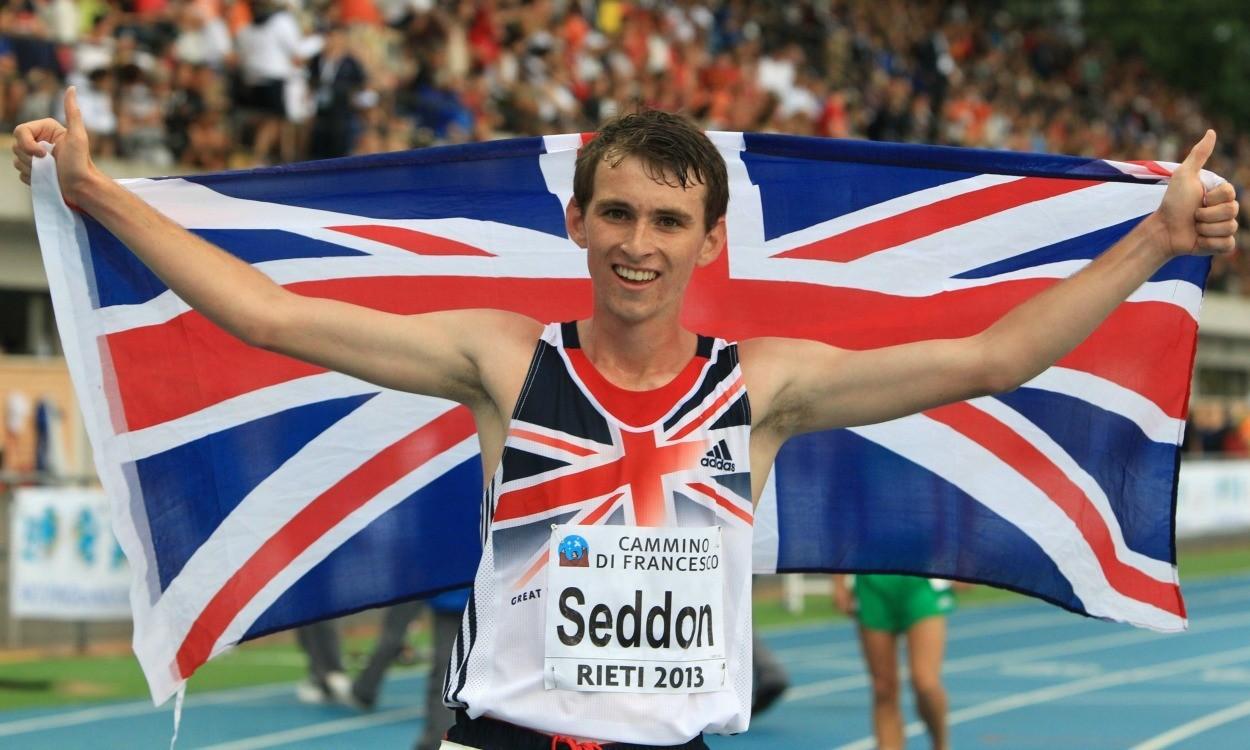 Young athlete – Zak Seddon