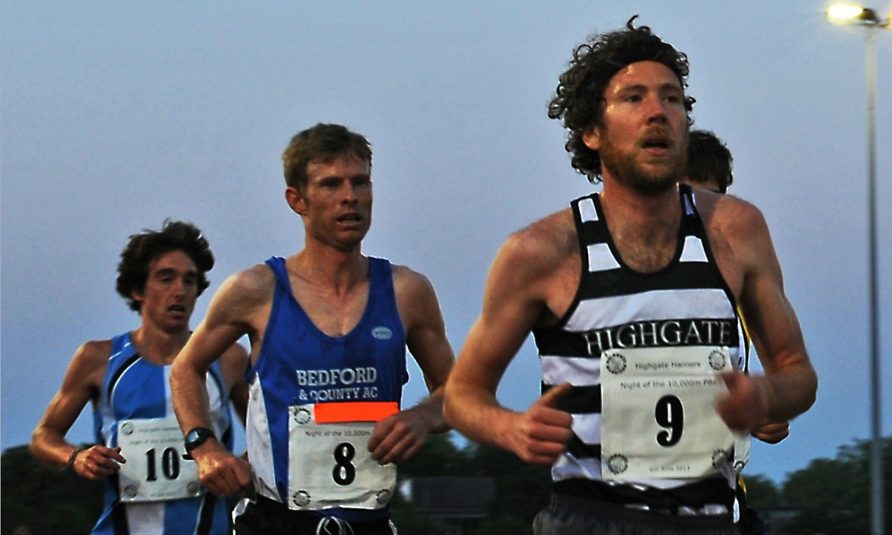 Preview: Highgate Harriers Night of the 10,000m PBs