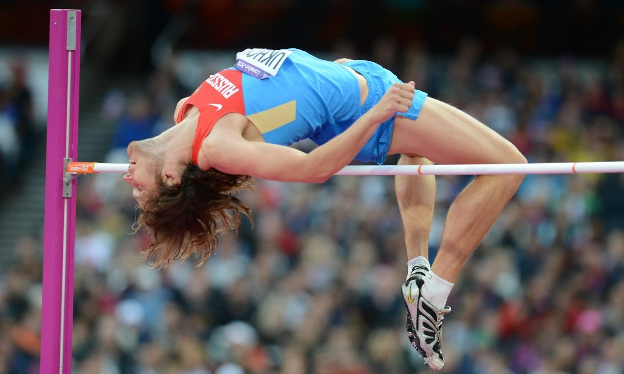 Athletes ready to jump to it in Rome