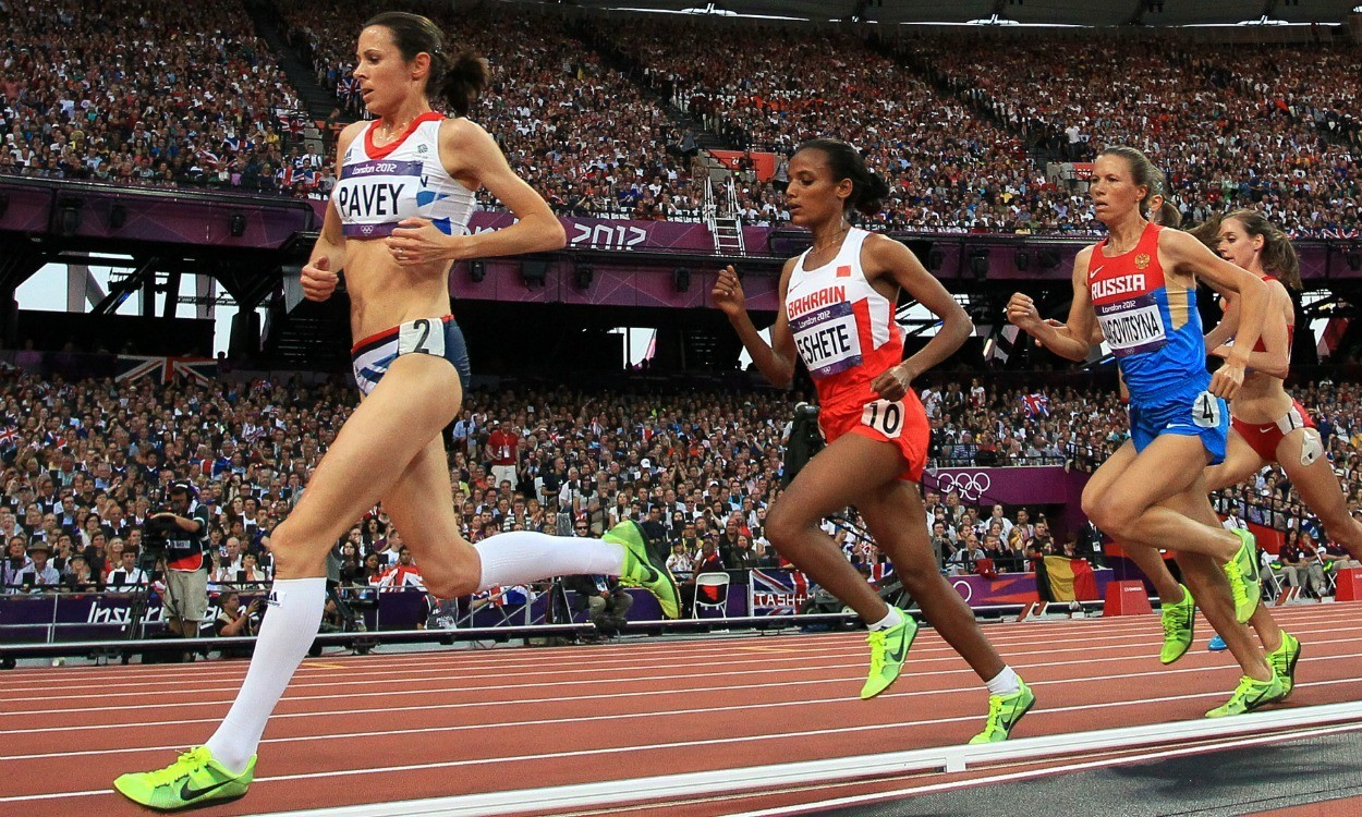 Jo Pavey eager to get back to track