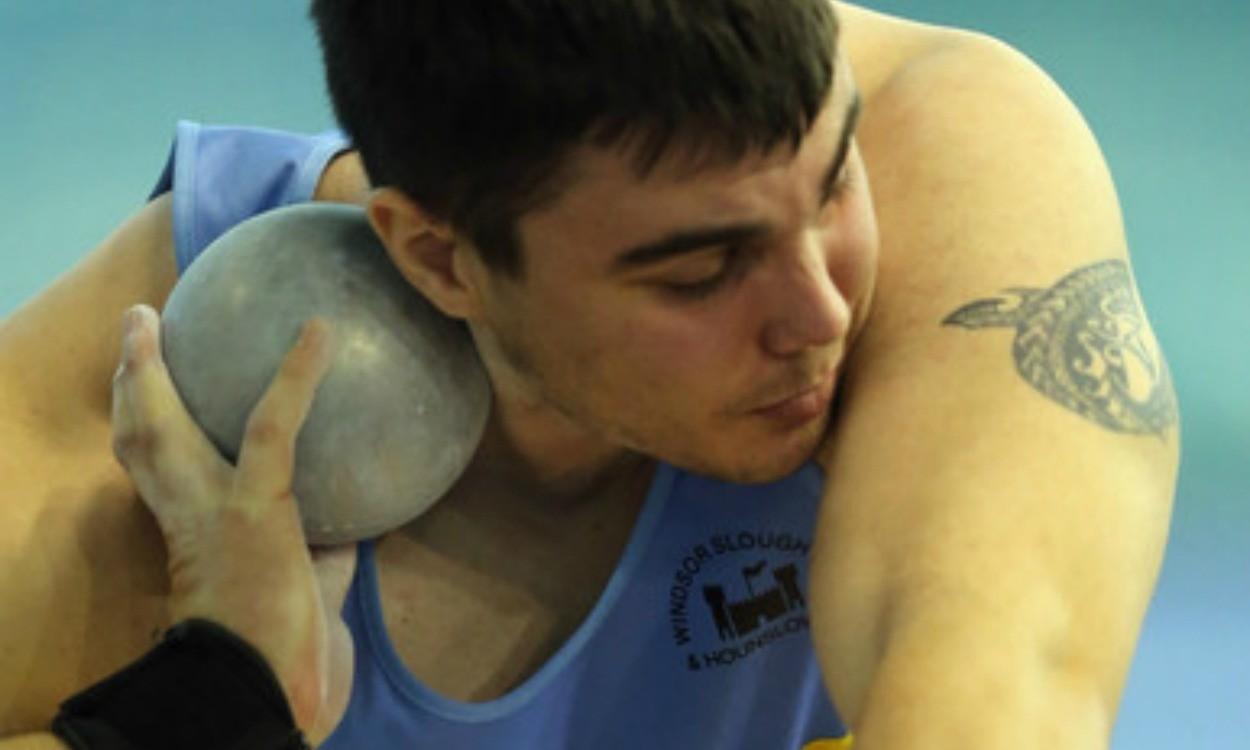 Young athlete – Joey Watson