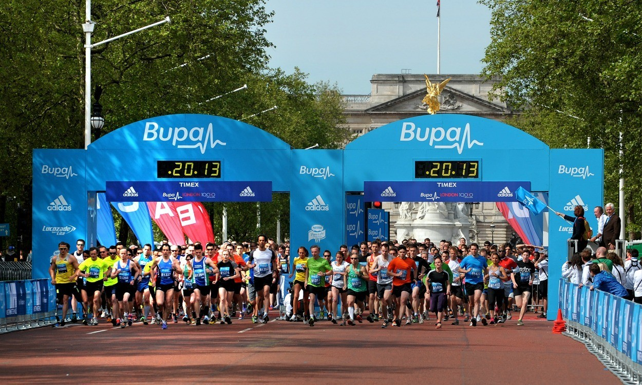 Preview: Bupa Westminster Mile and London 10,000