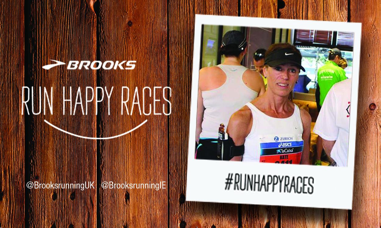 My Run Happy story: Kate Wright