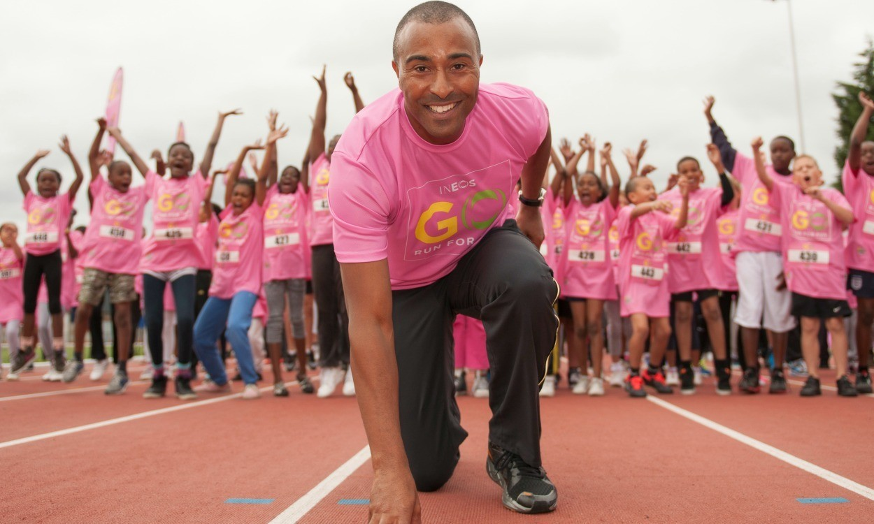 A day in the life of … Colin Jackson