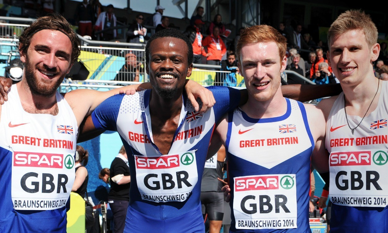 Rabah Yousif eyes European Champs after GB debut