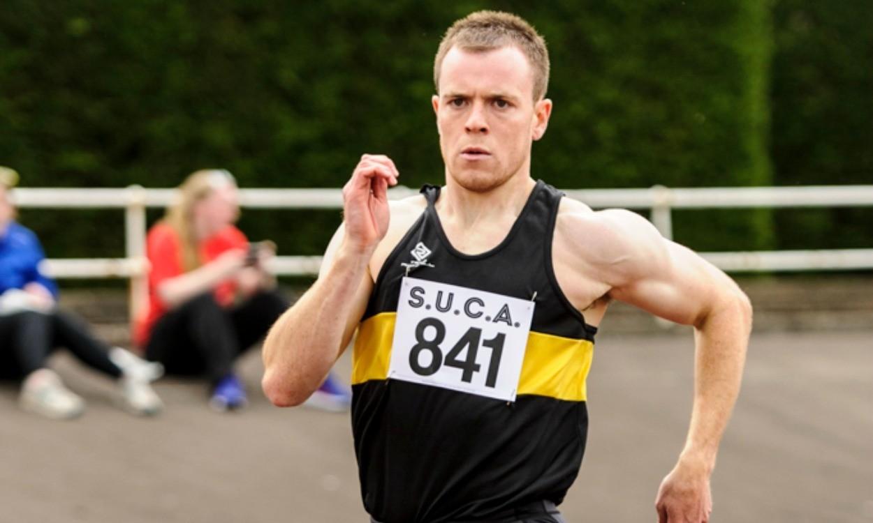 Grant Plenderleith eyeing Hampden's track, not turf
