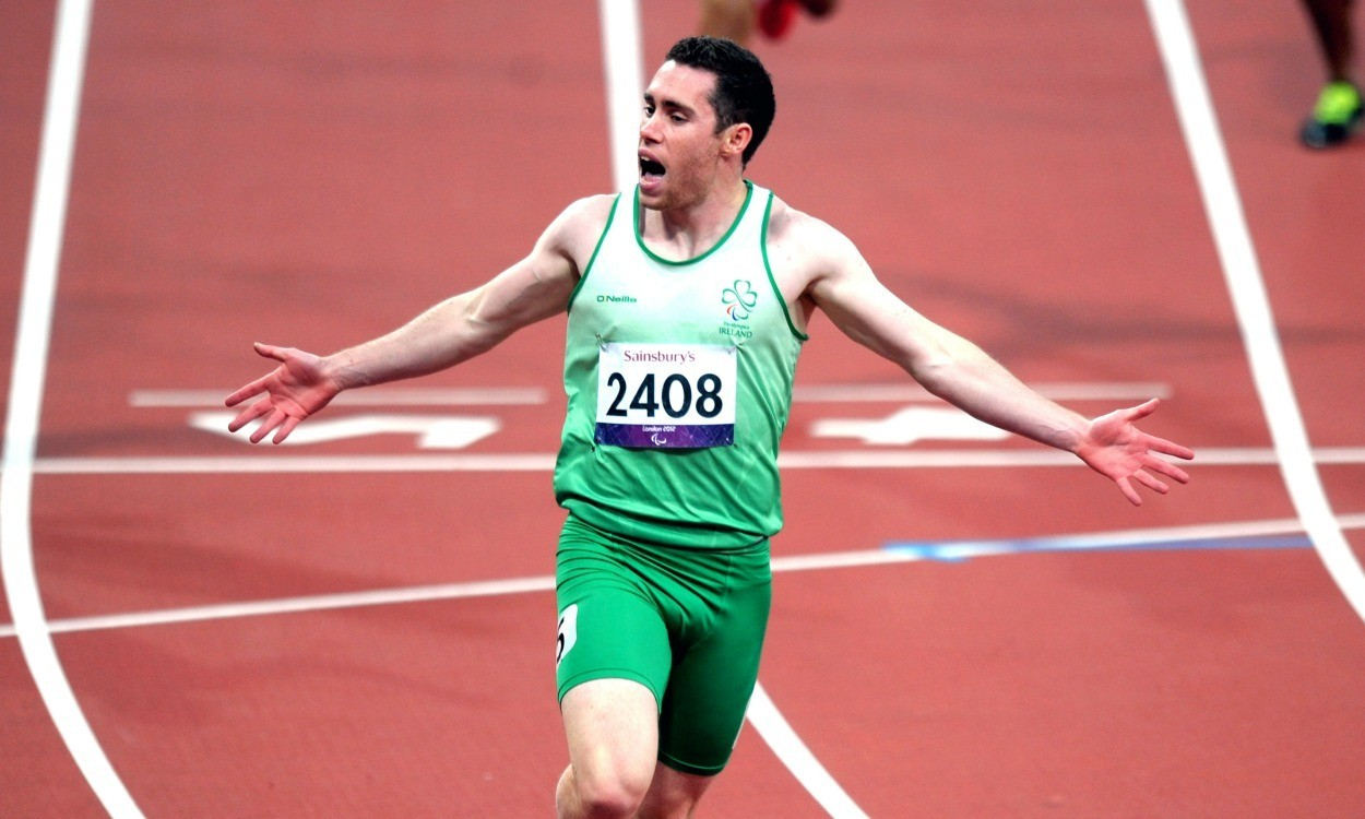 Jason Smyth among 14 Northern Ireland athletes selected for Glasgow