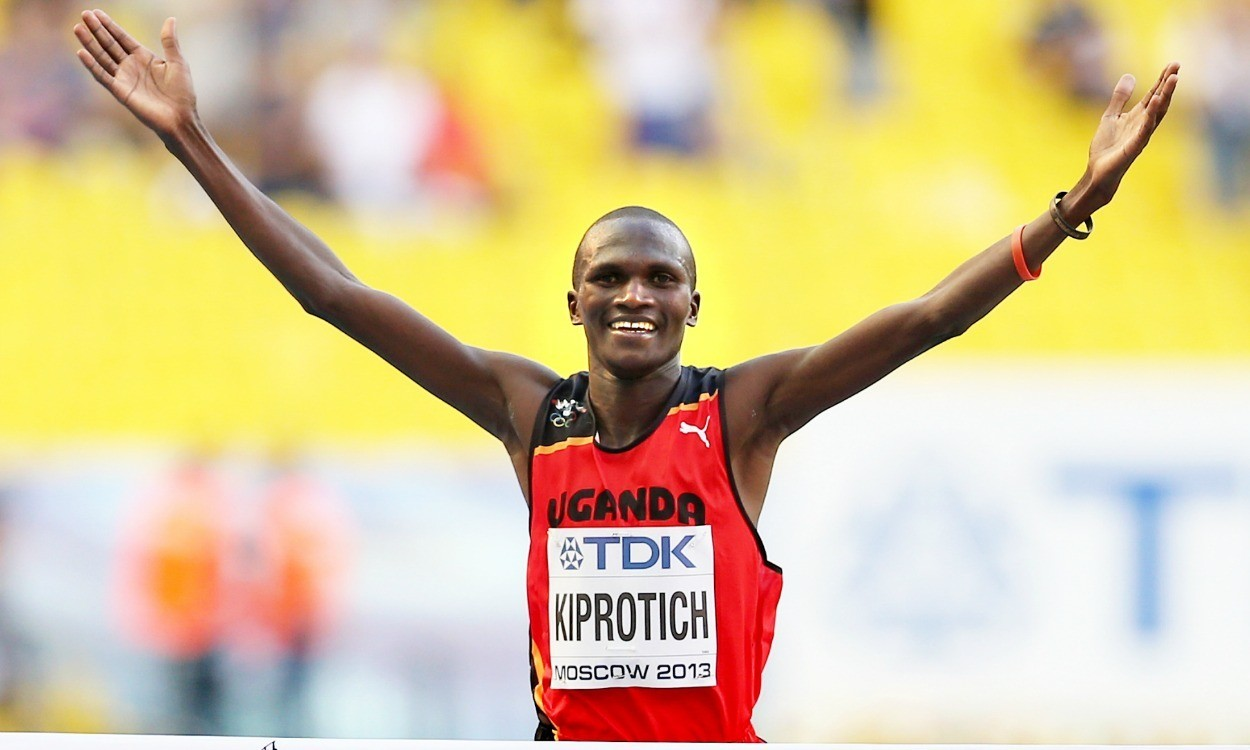 Stephen Kiprotich sets sights on Great North double