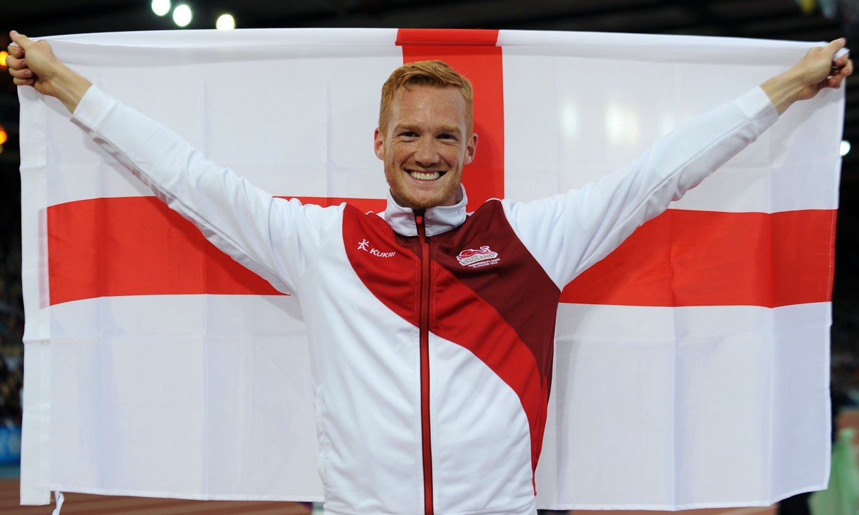Gold for Greg Rutherford at Glasgow 2014